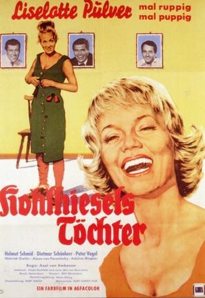 Kohlhiesels Töchter - German Movie Poster (thumbnail)