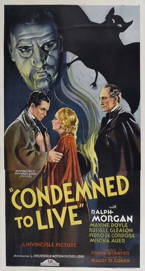 Condemned to Live - Movie Poster (thumbnail)