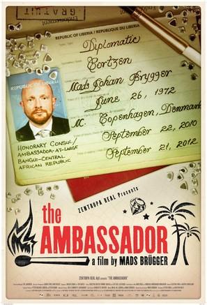 The Ambassador - Danish Movie Poster (thumbnail)