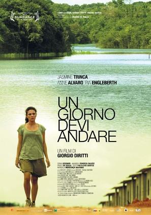 Un giorno devi andare - Italian Movie Poster (thumbnail)