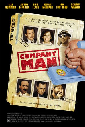 Company Man - Movie Poster (thumbnail)