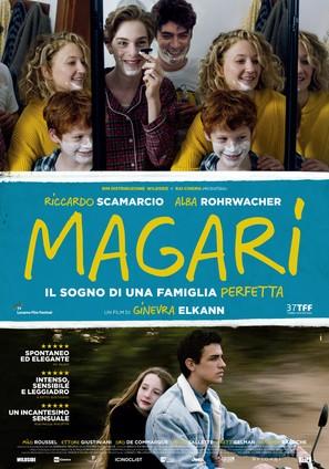 Magari - Italian Movie Poster (thumbnail)