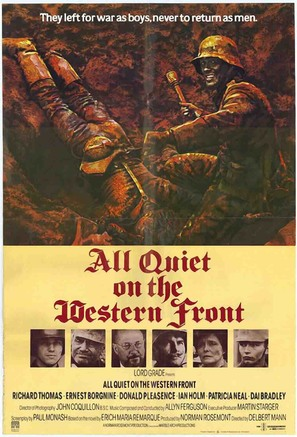 All Quiet on the Western Front - Movie Poster (thumbnail)