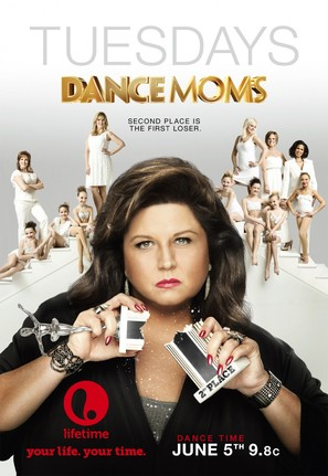 """Dance Moms"" - Movie Poster (thumbnail)"