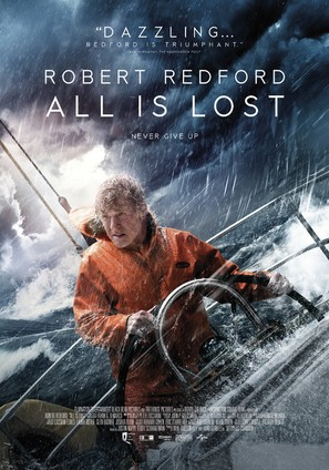 All Is Lost - Movie Poster (thumbnail)