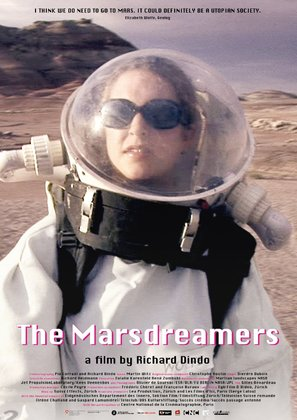 The Marsdreamers - Swiss Movie Poster (thumbnail)