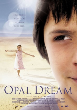 Opal Dreams - Dutch Movie Poster (thumbnail)