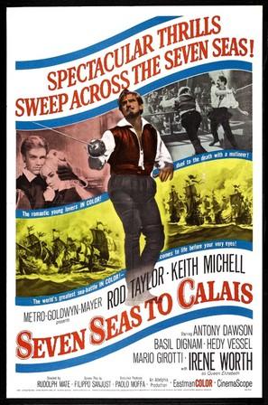 Dominatore dei sette mari, Il - Movie Poster (thumbnail)