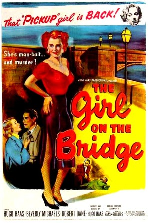 The Girl on the Bridge - Movie Poster (thumbnail)