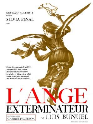 Ángel exterminador, El - French Movie Poster (thumbnail)
