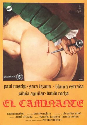 Caminante, El - Spanish Movie Poster (thumbnail)