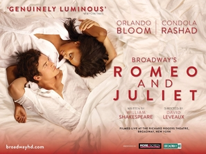 Romeo and Juliet - British Movie Poster (thumbnail)