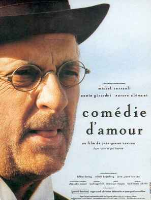 Comédie d'amour - French Movie Poster (thumbnail)