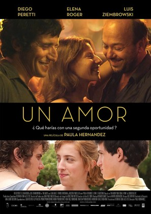 Un amor - Argentinian Movie Poster (thumbnail)