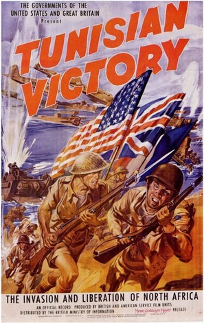 Tunisian Victory - Movie Poster (thumbnail)