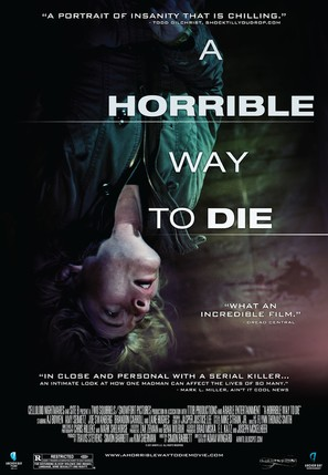 A Horrible Way to Die - Movie Poster (thumbnail)