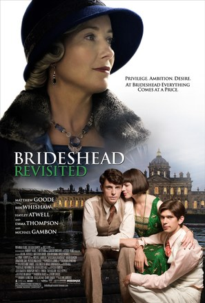 Brideshead Revisited - Movie Poster (thumbnail)