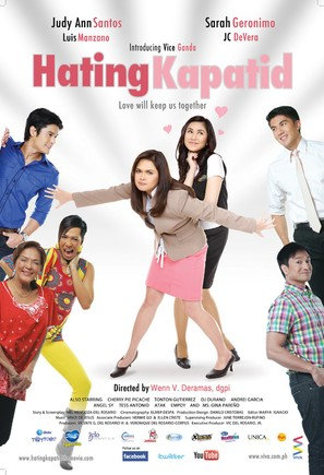 Hating kapatid - Philippine Movie Poster (thumbnail)