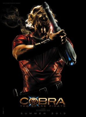 Cobra: The Space Pirate - Movie Poster (thumbnail)