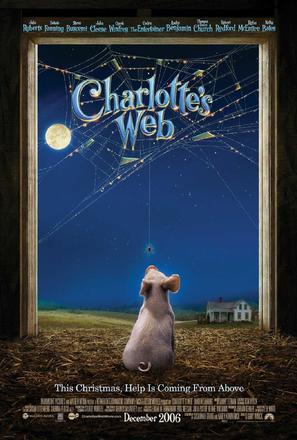 Charlotte's Web - poster (thumbnail)