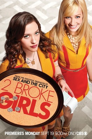 """2 Broke Girls"" - Movie Poster (thumbnail)"