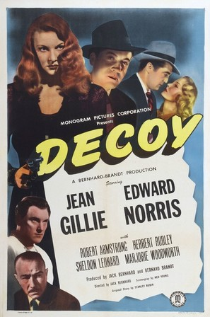 Decoy - Movie Poster (thumbnail)