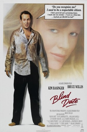Blind Date - Movie Poster (thumbnail)