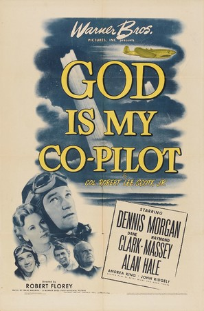 God Is My Co-Pilot - Movie Poster (thumbnail)