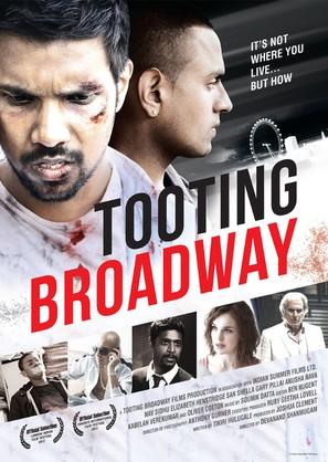 Tooting Broadway - British Movie Poster (thumbnail)
