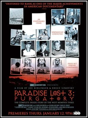 Paradise Lost 3: Purgatory - Movie Poster (thumbnail)