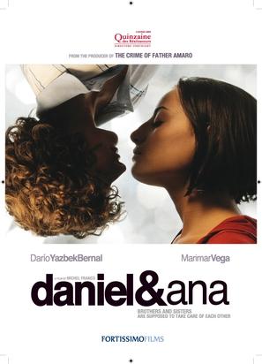 Daniel & Ana - Movie Poster (thumbnail)