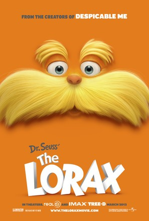 The Lorax - Movie Poster (thumbnail)