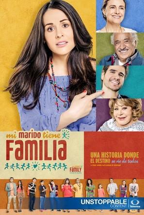 """Mi marido tiene familia"" - Mexican Movie Poster (thumbnail)"