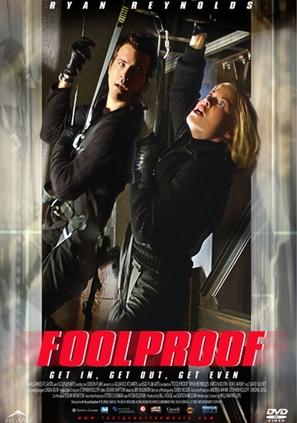 Foolproof - poster (thumbnail)