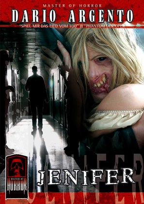 """Masters of Horror"" Jenifer - German DVD movie cover (thumbnail)"