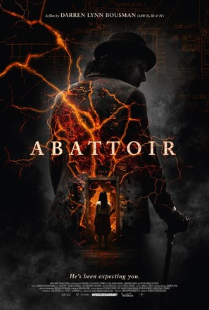 Abattoir - Movie Poster (thumbnail)