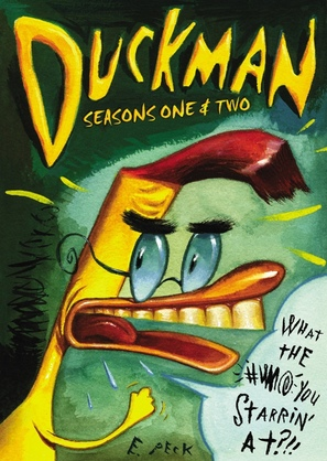 """Duckman: Private Dick/Family Man"""