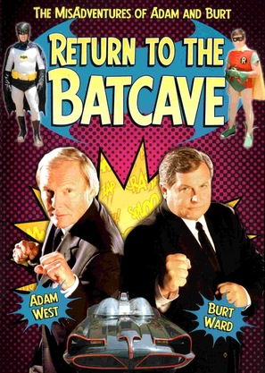 Return to the Batcave: The Misadventures of Adam and Burt - Movie Cover (thumbnail)