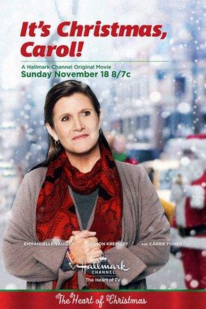 It's Christmas, Carol! - Movie Poster (thumbnail)