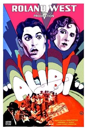 Alibi - Movie Poster (thumbnail)