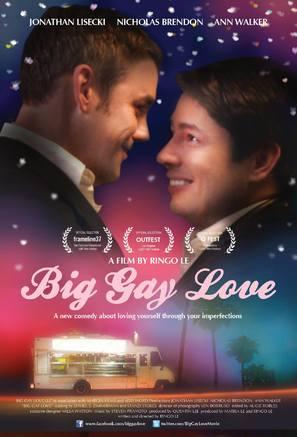 Big Gay Love - Movie Poster (thumbnail)