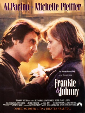 Frankie and Johnny - Movie Poster (thumbnail)
