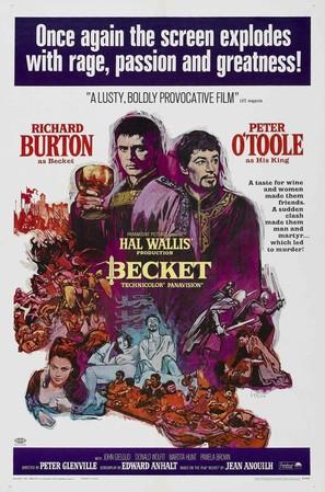 Becket - Movie Poster (thumbnail)