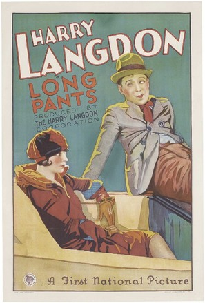 Long Pants - Movie Poster (thumbnail)