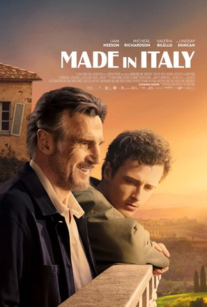 Made in Italy - Movie Poster (thumbnail)