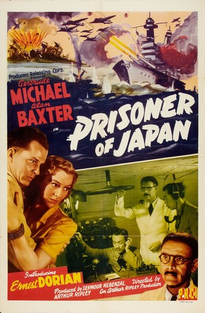 Prisoner of Japan - Movie Poster (thumbnail)