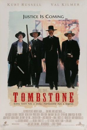 Tombstone - Movie Poster (thumbnail)
