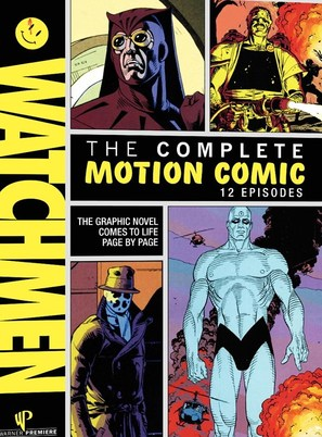 """""""Watchmen"""" - Movie Cover (thumbnail)"""