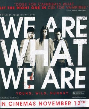 Somos lo que hay