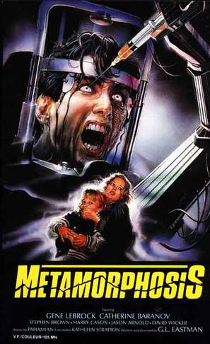 Metamorphosis - Movie Poster (thumbnail)